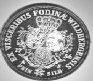 nachpraegungcarlthvdpfalz1000jahrereichshof1967