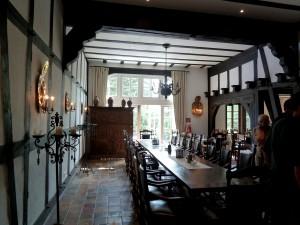 Rittersaal in Haus Varresbeck