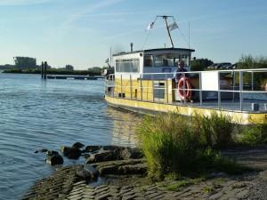 Rheinfähre bei Rhenen