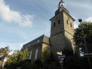 Kirche der evang. reformierten Gemeinde