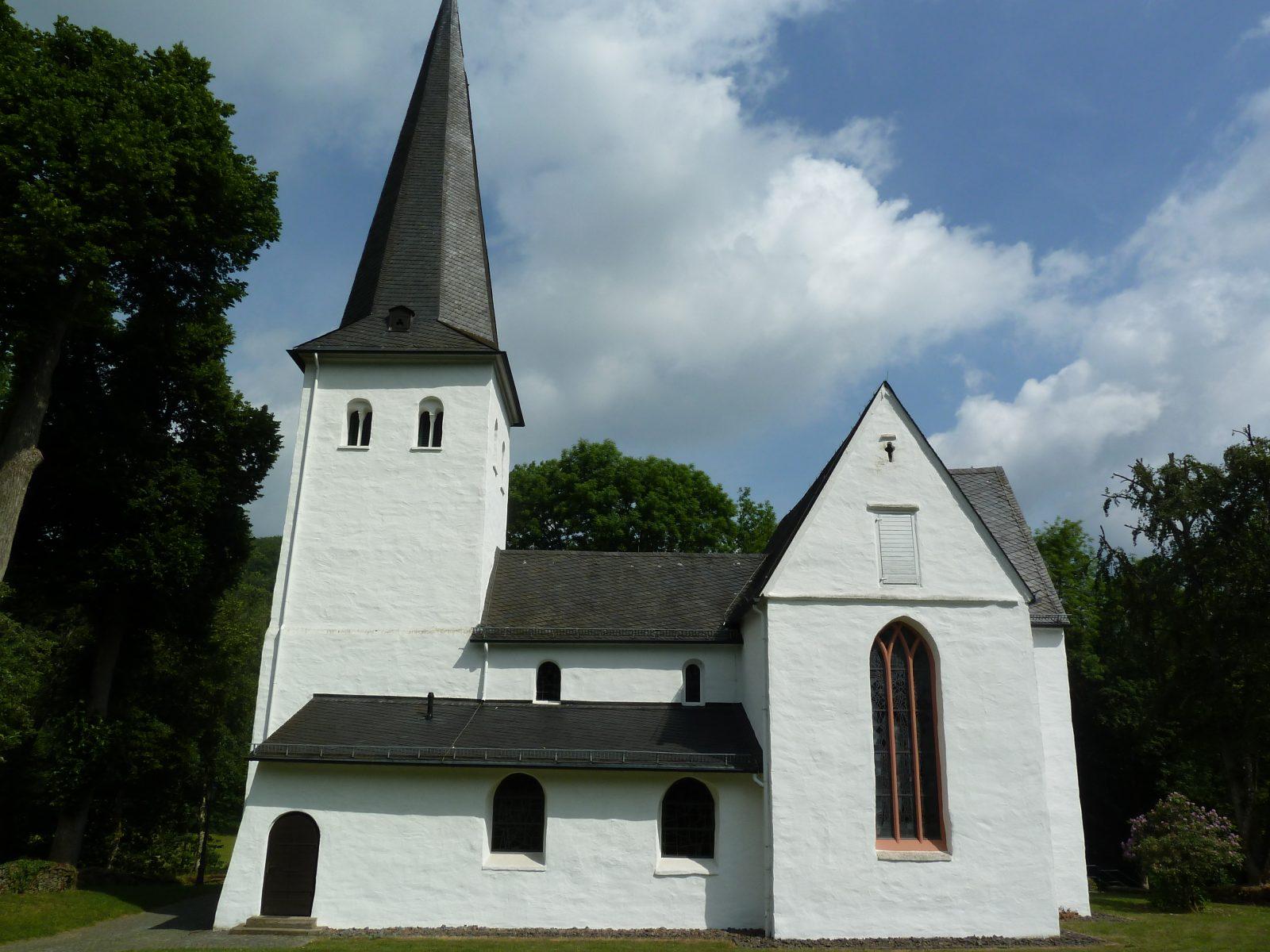 Bergneustadt-Wiedenest Bunte Kirche