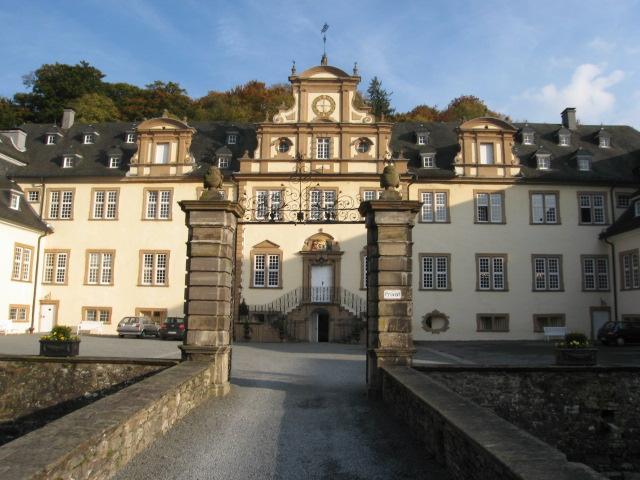 Engelskirchen Schloss Ehreshoven