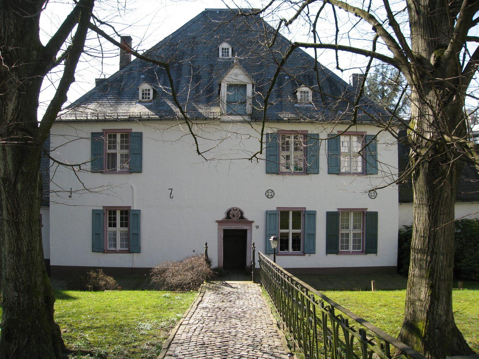 Gummersbach Vogtei Kaiserstraße