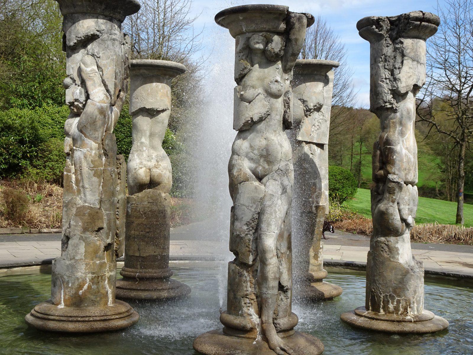 Nümbrecht Kurpark Schwarze-Brunnen