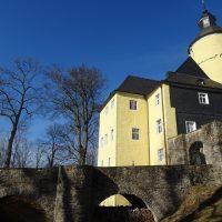 Schloss Homburg Rückseite
